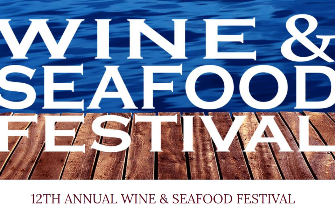 Lakeridge Winery Seafood Festival  2020