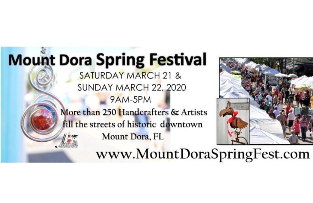 Mt. Dora Spring Fest